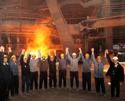 شکسته شدن رکورد تخلیه واگن در بخش آگلومراسیون ذوب آهن