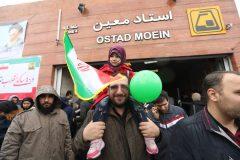 سرویسدهی رایگان متروی تهران در روز راهپیمایی۲۲ بهمن ماه ۹۸