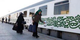 ظرفیت اینترنتی قطارهای نوروز در مسیرهای پرتقاضا تکمیل شد/ فروش ۱۱هزار صندلی در یک ساعت