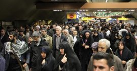 اقدامات پیشگیرانه شرکت بهره برداری متروی تهران و حومه برای مقابله با کرونا