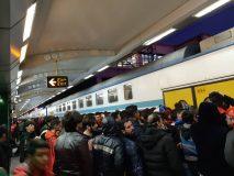 جابجایی ۵۴هزار نفر از تماشاگران دربی ۹۲ با مترو