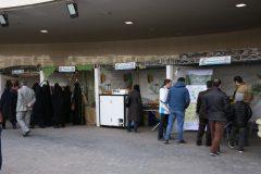 برگزاری دومین جشنواره فرهنگی آتش به اختیار در ایستگاه منتخب متروی تهران