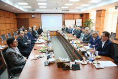 گزارش تصویری / گره گشایی از مشکلات تامین مالی حوزه ریلی با همکاری ویژه بانک مشترک ایران و نزوئلا و شرکت راه آهن