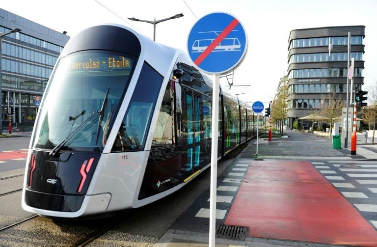 حمل و نقل عمومی لوکزامبورگ رایگان شد