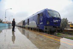 جابهجایی مسافر از طریق راهآهن شرق ۴۴ درصد کاهش یافت