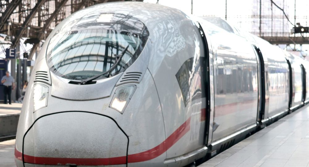 خارج شدن قطار مسافربری استراسبورگ-پاریس از خط ریل