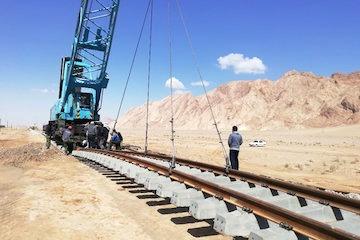 نگرانی در خصوص توقف پروژه راهآهن دورود- خرمآباد وجود نداردادامه پروژه از سال ۹۹