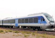 کرونا حرکت قطار گرگان- تهران را محدود کرد