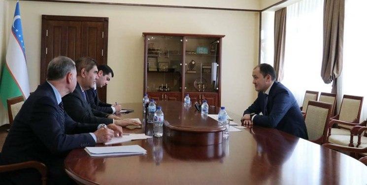حمایت ازبکستان از طرحهای لجستیک تراسیکا