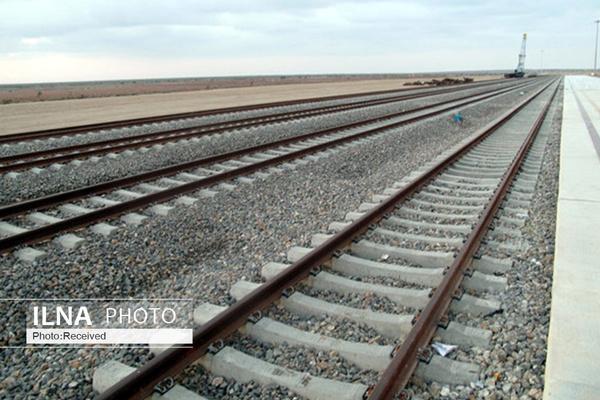 پیشرفت ۹۸ درصدی پروژه دوخطه کردن راه آهن قزوین- کرج