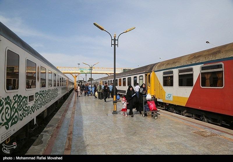 خطوط ایستگاه راهآهن قم پس از ۸۲ سال بازسازی میشود