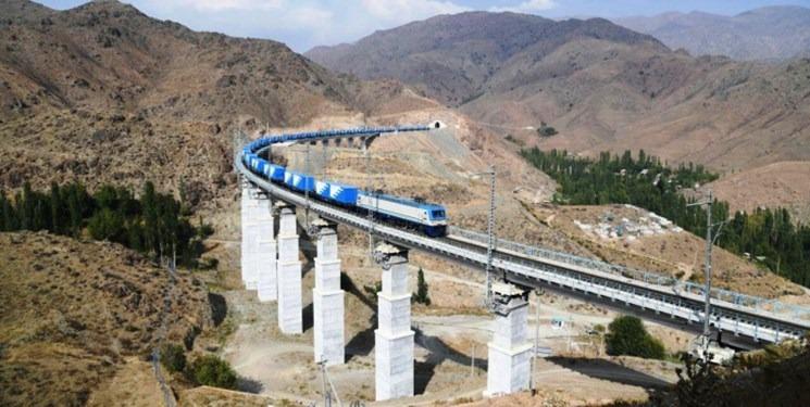 راهاندازی قطار سریعالسیر باری بین ازبکستان و افغانستان