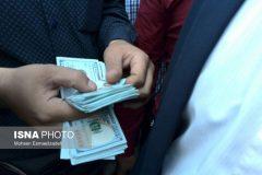 کشف ۱۳ هزار پوند ارز قاچاق در راه آهن تبریز