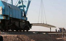 ساخت خط آهن شلمچه-بصره، گامی در مسیر جهش تولید