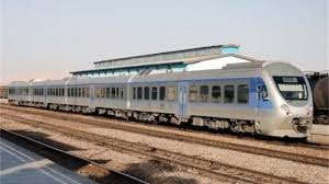 جابجایی سالانه ۹ میلیون مسافر توسط قطارهای حومهای