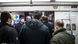عرضه ماسک در تمامی۱۲۷ ایستگاه متروی تهران و حومه