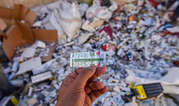 کشف محموله داروهای غیر مجاز در ایستگاه راه آهن قزوین