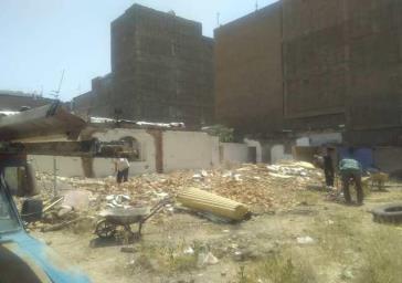 تملک و تخریب املاک واقع در طرح خیابان ۲۴متری کنار گذر راه آهن