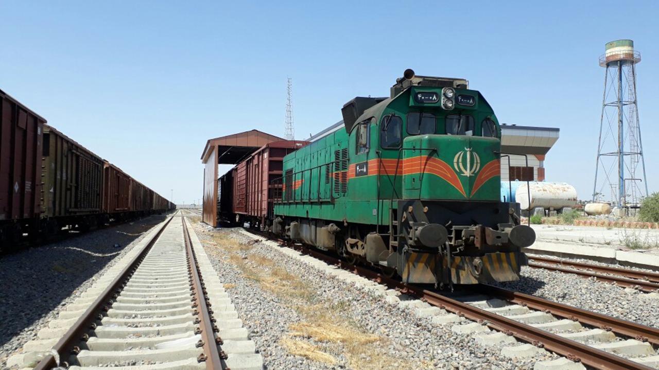اتمام ساخت تونل ضد عفونی ایستگاه راه آهن اینچه برون