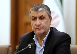 وزیر راه و شهرسازی امروز به استان اردبیل سفر میکند
