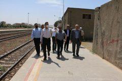 عملیات احداث پارکینگ بزرگ راهآهن ورامین آغاز شد