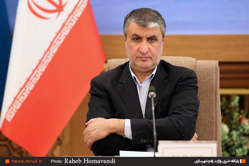 وزیر راه و شهرسازی پروژه های قابل افتتاح در حوزه ریلی و جاده ای را برای امسال اعلام کرد