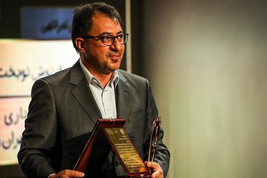 مدیر عامل شرکت بهره برداری متروی تهران و حومه به عنوان مدیر برتر در شهرداری تهران انتخاب شد