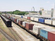 افزایش بارگیری (مبداء –مقصد ) اداره کل راه آهن شمالغرب