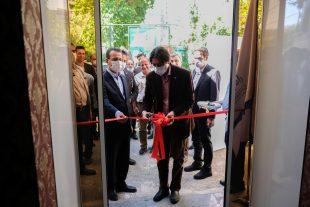 گزارش تصویری افتتاح پروژه های مجموعه رفاهی ورزشی راه آهن ایران(اکباتان) توسط معاون وزیر راه و شهرسازی