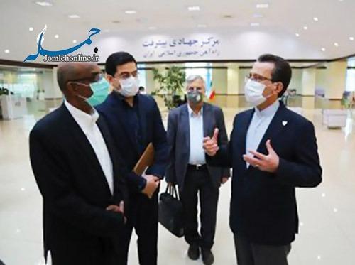 رشد مشارکت حمل ونقلی بین ایران و هند در دیدار مسئولان ریلی دو کشور