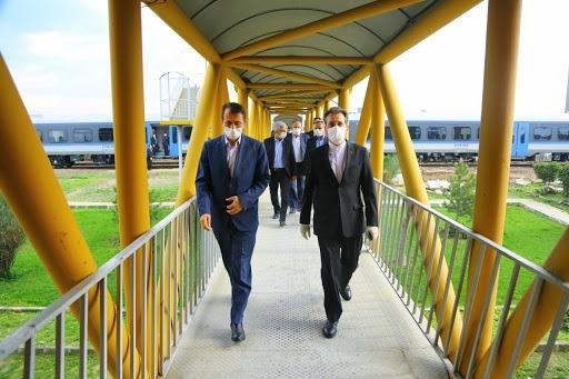 تلاش یک ساله رسولی برای عبور سالم قطار راه آهن از پیچ و خم های ریلی کشور (بخش دوم)