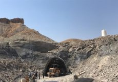 احداث خط آهن خواف- هرات افغانستان به کجا رسید؟