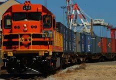 نخستین محموله آلکیل بنزن خطی با شبکه راهآهن اراک به مقصد ترکیه حمل شد