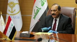 راه آهن ایران و عراق در ابتدا مسافر جابجا می کند
