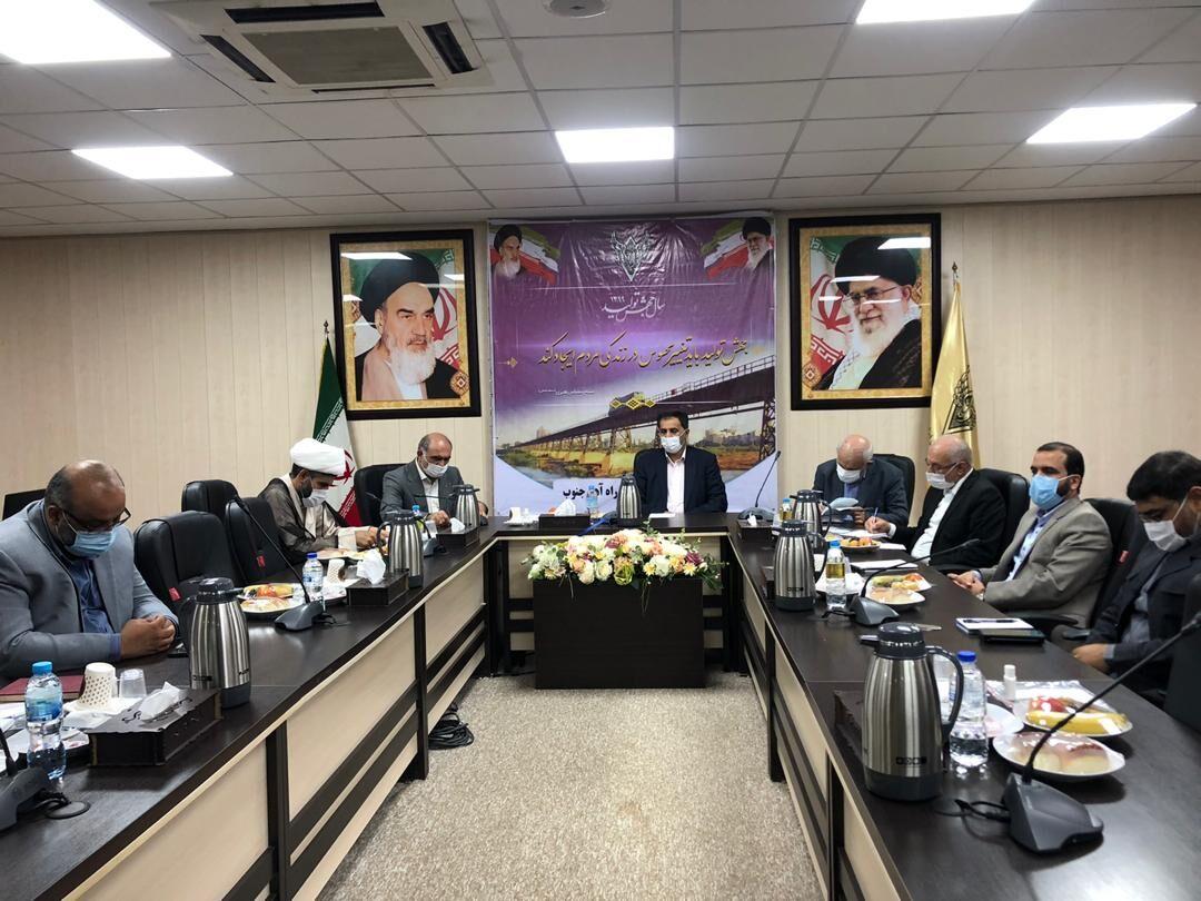 راهکار کاهش تلفات جادهای در خوزستان توسعه حملونقل ریلی است