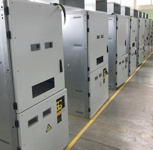 آغاز تولید تابلوهای برق پست های فشار قوی برای خط ۲ قطار شهری کرج
