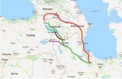 خانه توسعه آذربایجان و اصرار بر اتصال راه آهن به اروپا از مسیر تبریز – جلفا