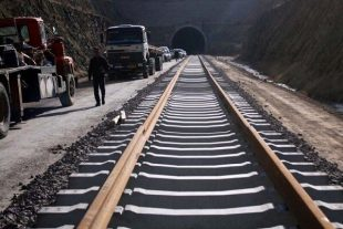 ۱۰ میلیارد تومان صرف پروژه خط اتصال شهرک صنعتی به راه آهن شده است