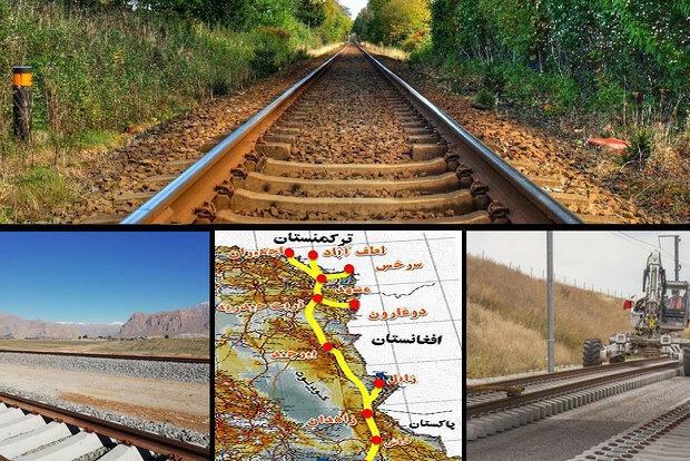 راهآهن«چابهار-زاهدان»جاده ابریشم جدید/اتصال آسیای میانه به عمان