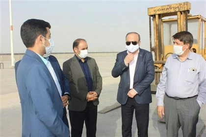 تاکید مدیرکل بازرگانی داخلی راه آهن جمهوری اسلامی ایران بر توسعه حمل ریلی از بندرخشک پیشگامان