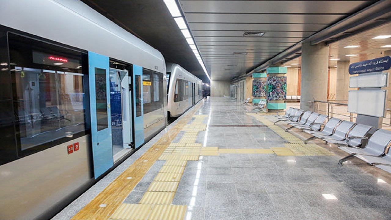 قطار توسعه در صنعت حمل و نقل ریلی مشهد سرعت گرفت