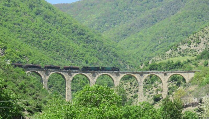 مستندنگاری ثبت جهانی راه آهن فیروزکوه کلید خورد