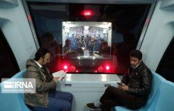 راه اندازی کتابخانه با چهارهزار جلد کتاب در متروی تهران