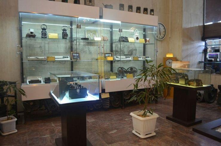 نخستین موزه ریلی کشور در مشهد
