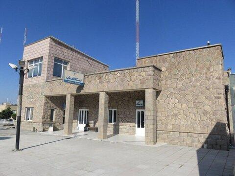 ابلاغ ثبت ملی ایستگاه راهآهن نقاب