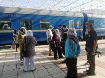 راه اندازی قطار مسافری و گردشگری پنج ستاره فدک