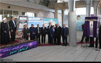 ساخت راهآهن رشت _ قزوین رویایی که رنگ واقعیت گرفت