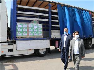 صادرات ۲۵۰ میلیون دلاری از گمرک خوی