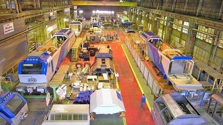 زنجیره تامین داخلی صنعت ریلی تکمیل میشود/تفاهمنامه تولید ۱۴ رام ۸ واگن مترو به امضا رسید