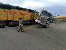 رانندگان احتیاط کنین! / تصادف ماشین ها با قطار در راهبندی (گذرگاه ها) از ۲۰۱۰ تا ۲۰۲۰